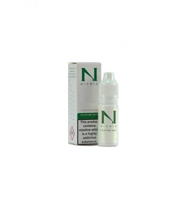 NicNic VG/PG - Nicotine Salt Booster