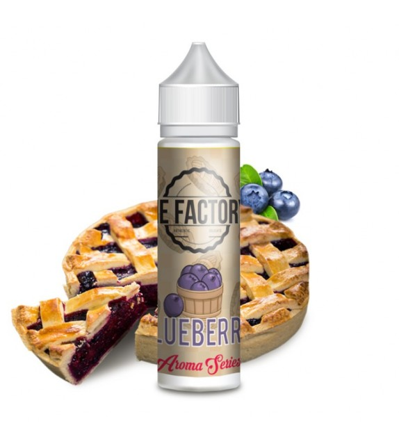 Tailored Vapors - Blueberry Pie Factory
