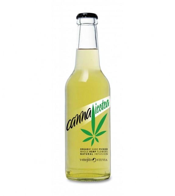 Canna Ice Tea V-Mojito