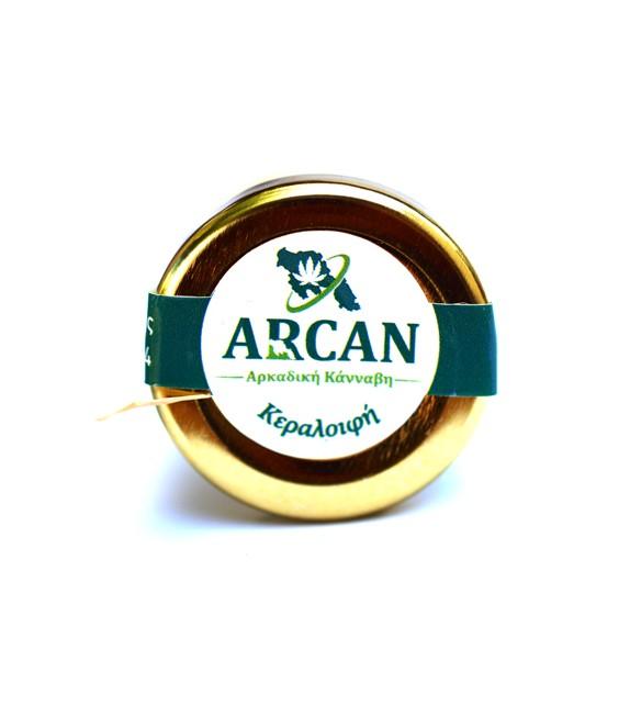 Arcan - Χειροποίητη Κηραλοιφή Κάνναβης