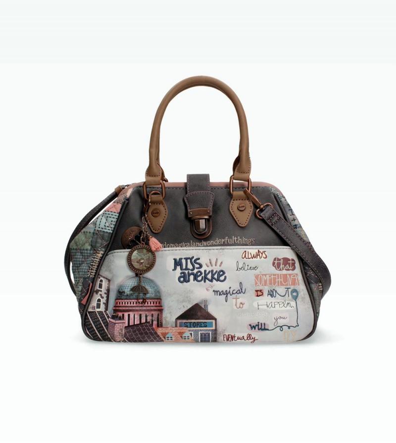 6521d9846a6 Anneke - Aviator 27841-22 Η τσάντα από τη συλλογή Miss Anekke που ...