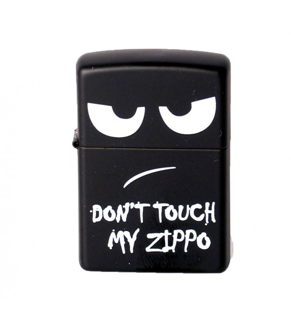 ZIPPO - Don't Touch