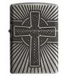 ZIPPO - Celtic Cross Design ARMOR™