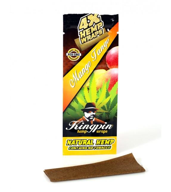 KingPin Hemp Wraps - Mango Tango
