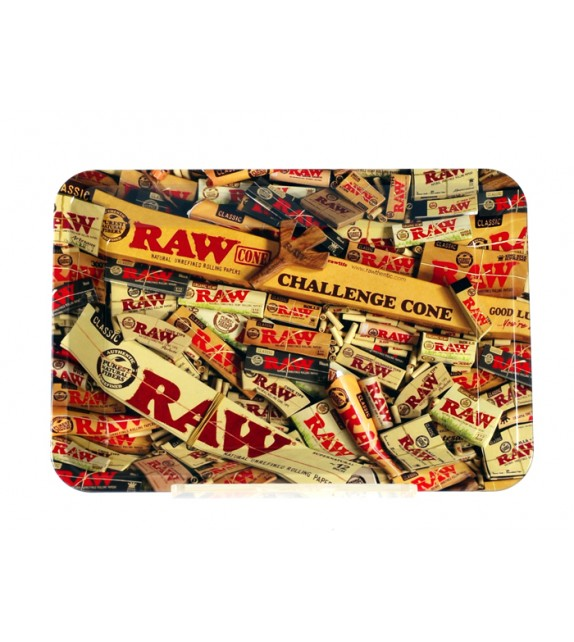 Raw - Tray - Papers - Mini