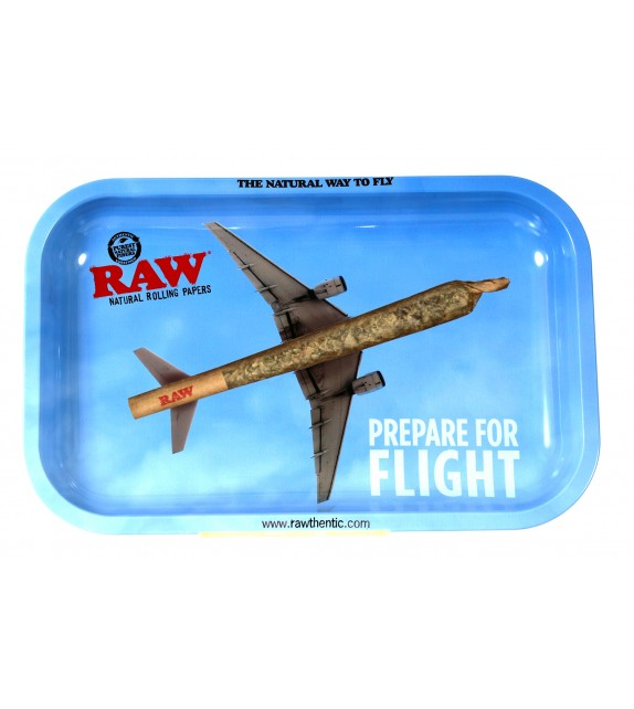 Raw - Tray - Prepare For Flight - Small