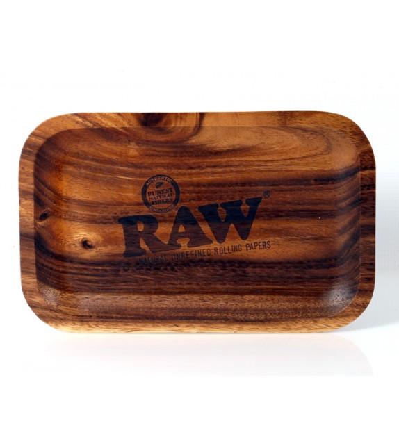 Raw Wooden Tray