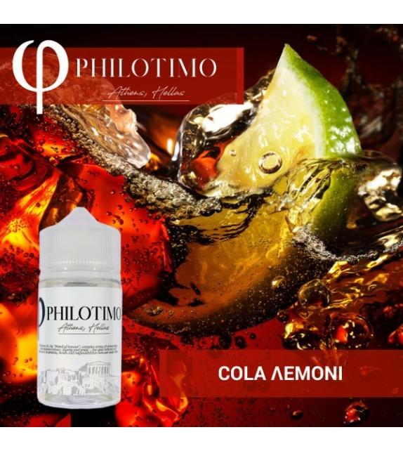 Philotimo - COLA & ΛΕΜΟΝΙ