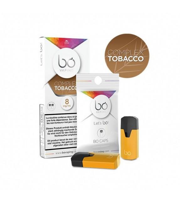 BO Caps - Complex Tobacco