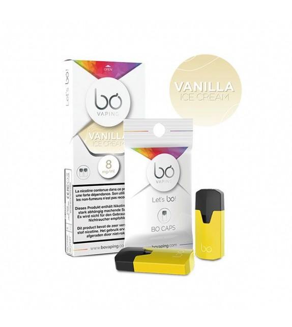 BO Caps - Vanilla
