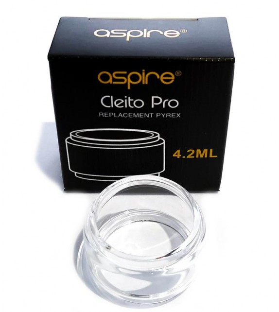 Aspire - Cleito Pro Bubble Glass Tube