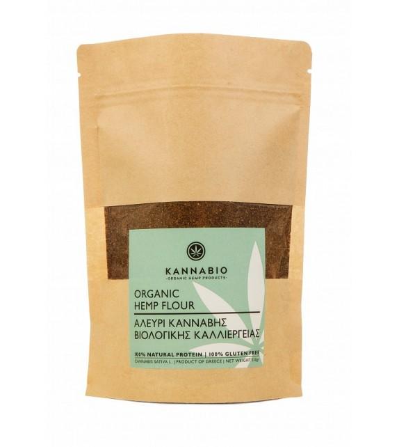 KannaBio - Αλεύρι Βιολογικής Κάνναβης