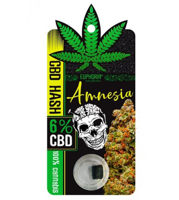 CBD Hash Amnesia