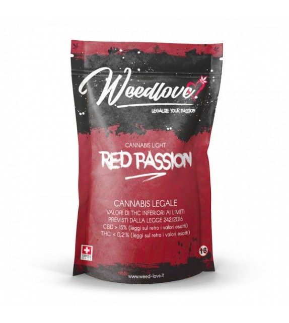 Weedlove - Red Passion
