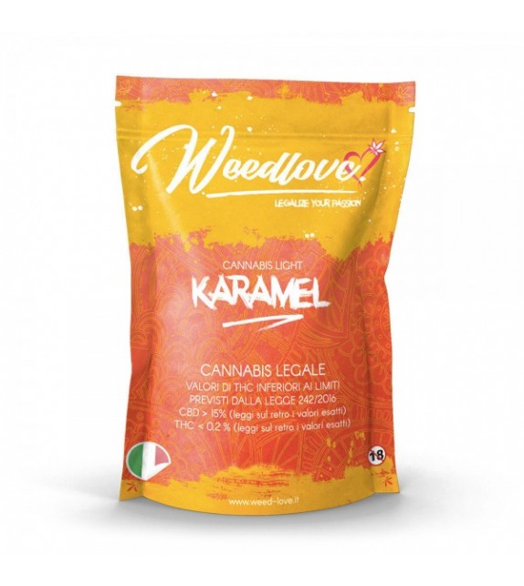 Weedlove - Karamel