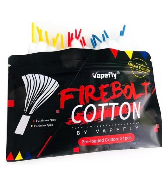 Vapefly Firebolt Mixed Edition Οργανικό Βαμβάκι