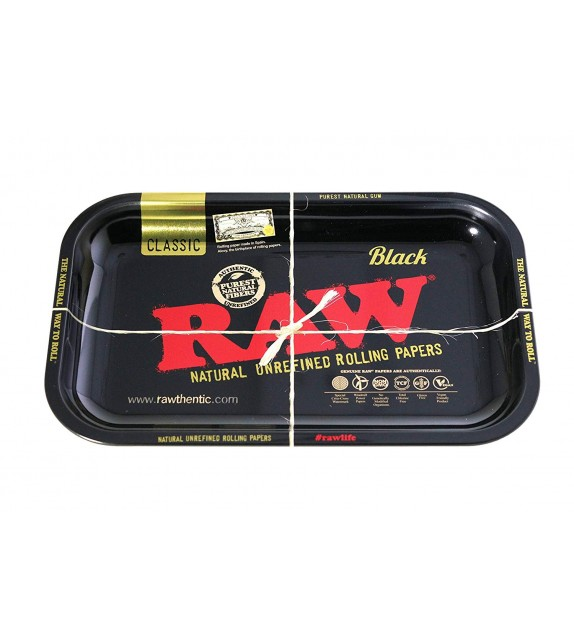 Raw - Tray - Black Metal - Small