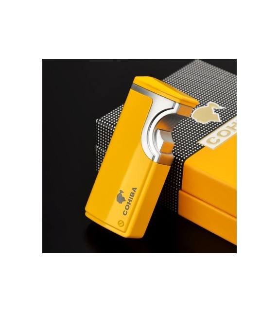 COHIBA - Jet Torch Yellow