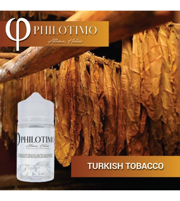 Philotimo - Turkish Tobacco