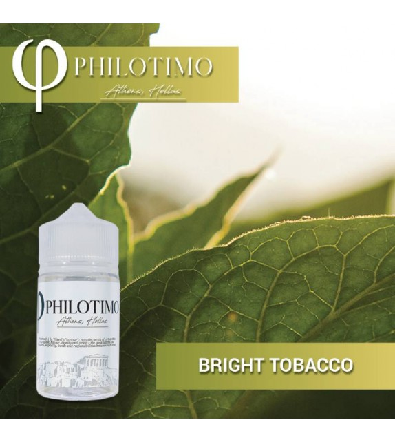 Philotimo - Bright Tobacco