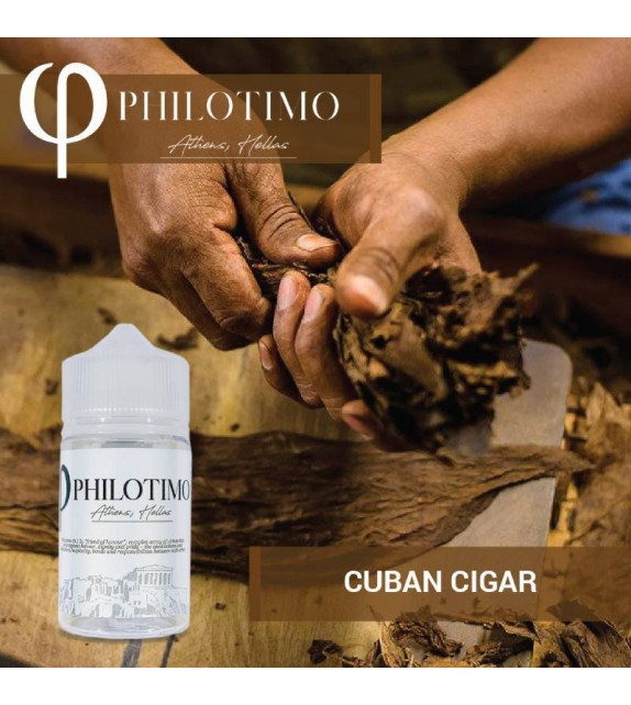 Philotimo - Cuban Cigar