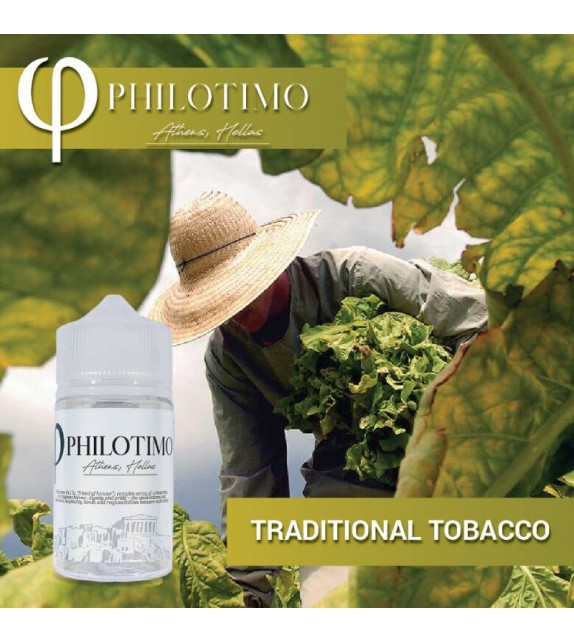 Philotimo - Traditional Tobacco