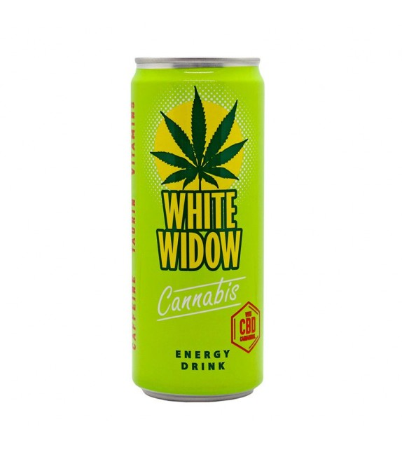 White Widow Energy Drink