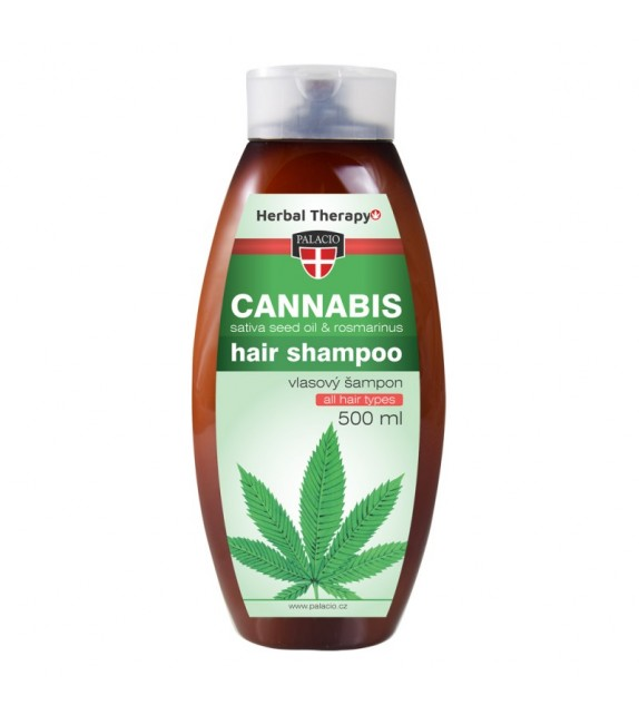 Palacio - Cannabis  Rosmarinus Shampoo
