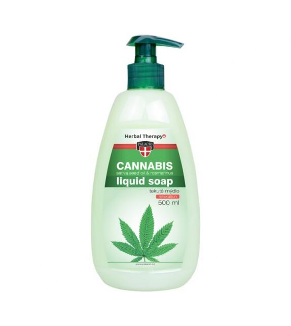 Palacio - Cannabis Liquid Soap