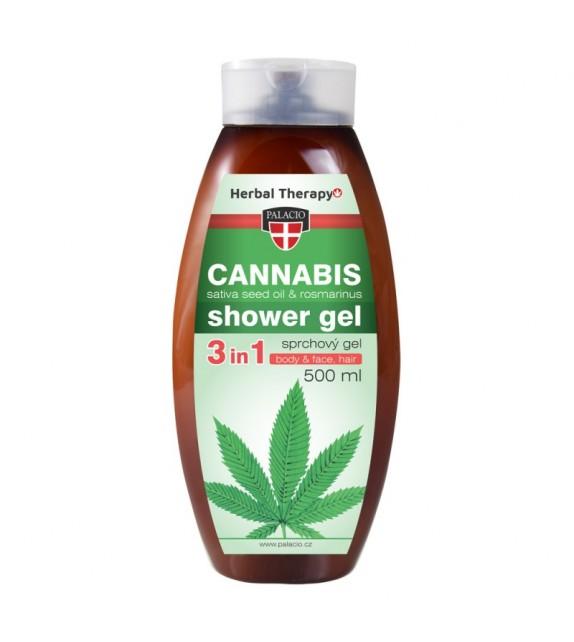 Palacio - Cannabis Rosmarinus Shower Gel