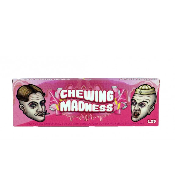 Lion Rolling Circus - Chewing Madness