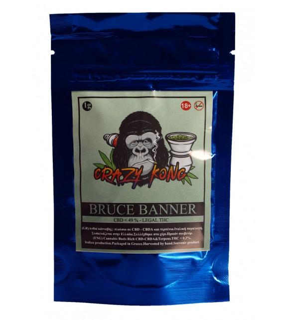 Crazy Kong - Bruce Banner
