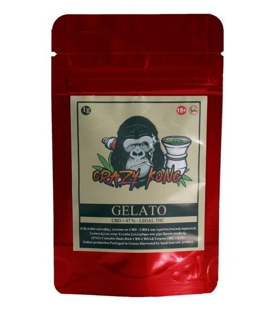 Crazy Kong - Gelato