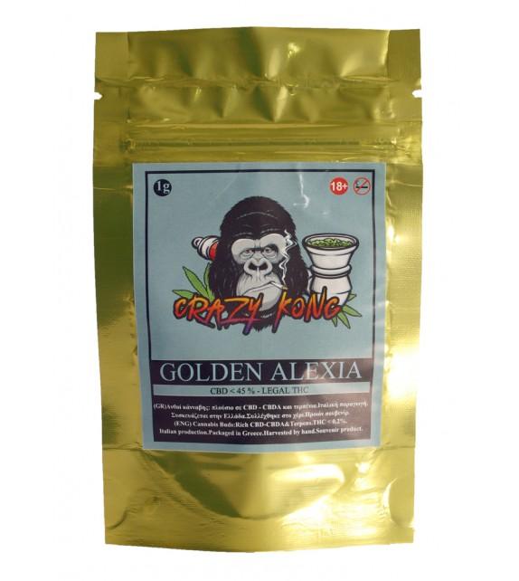 Crazy Kong - Golden Alexia