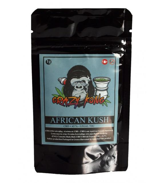 Crazy Kong - African Kush