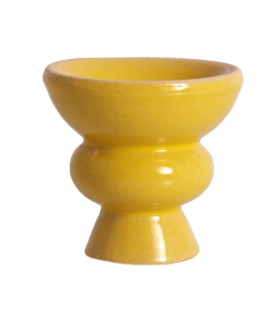 Κεραμικό Μπωλ Ναργιλέ Yellow