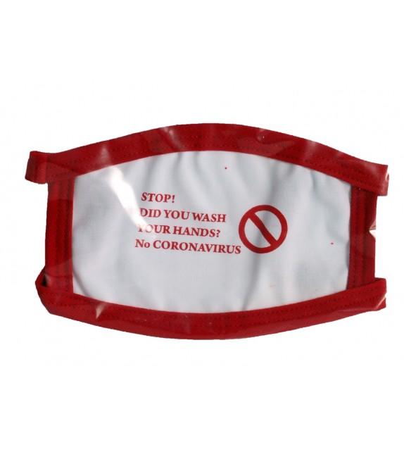 Μάσκα Προστασίας - Wash Hands