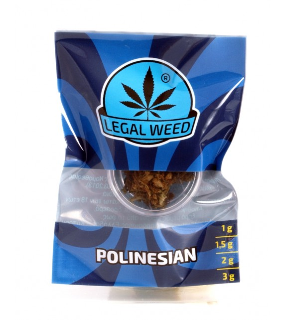 Legal Weed - Polinesian