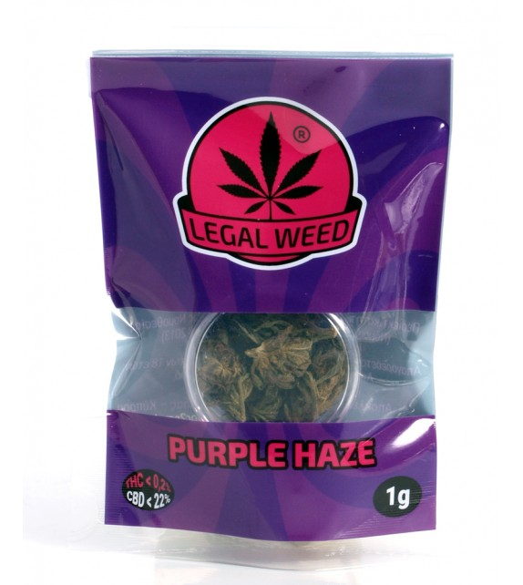 Legal Weed - Purple Haze