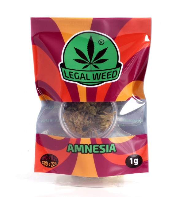 Legal Weed - Amnesia