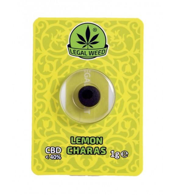 Legal Weed - Lemon Charas