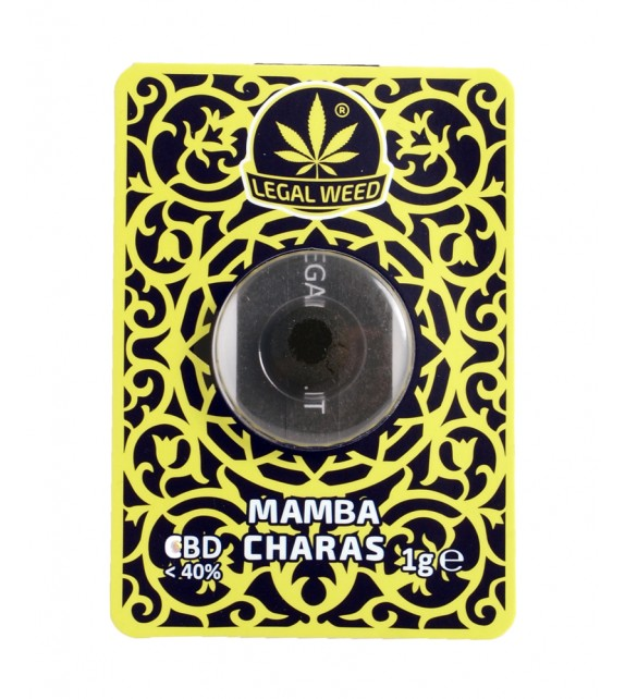 Legal Weed - Mamba Charas