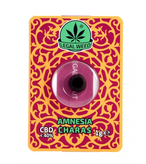 Legal Weed - Amnesia Charas