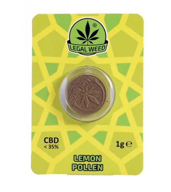 Legal Weed - Lemon Pollen