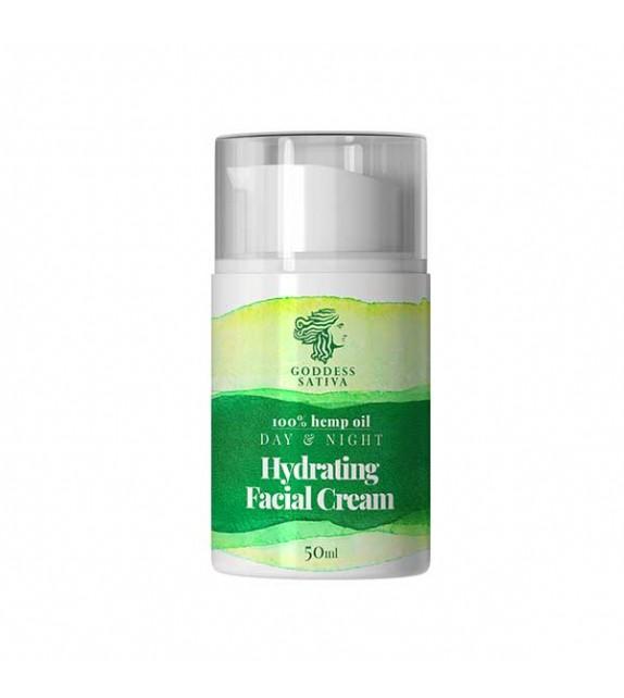 Goddess Sativa - Hydrating Facial Cream