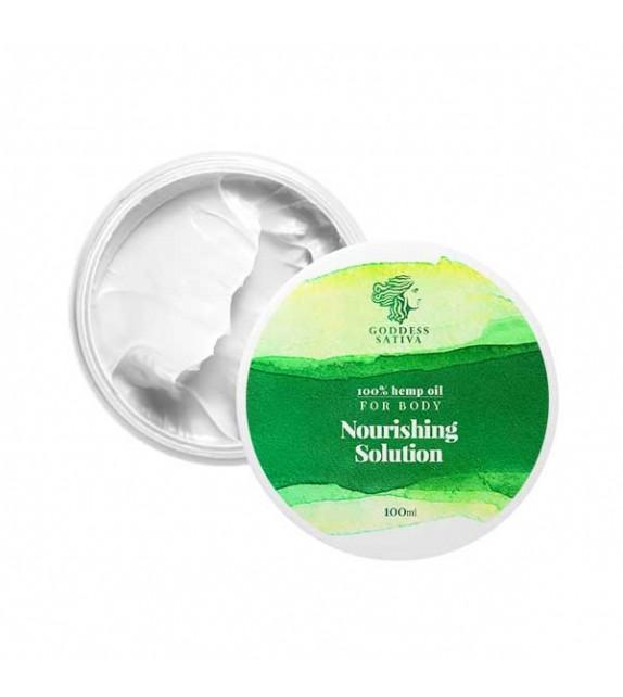 Goddess Sativa - Nourishing Solution Body Cream