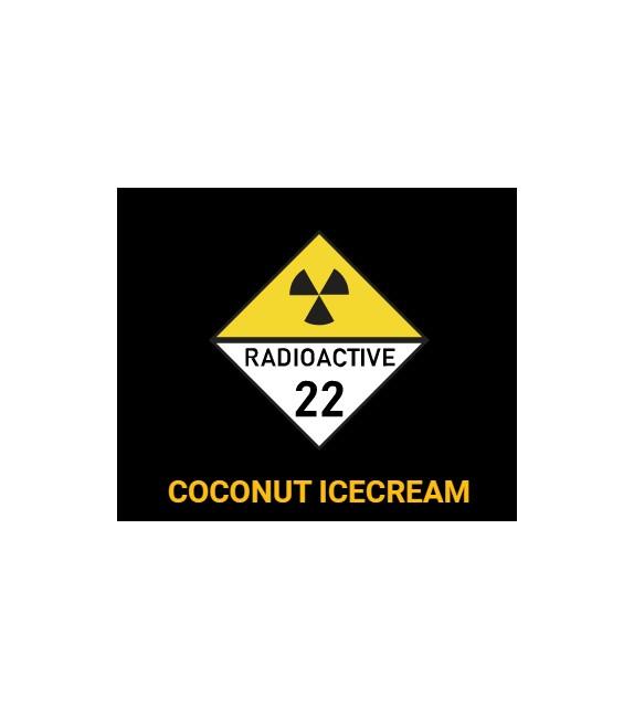 RadioActive - Coconut Icecream