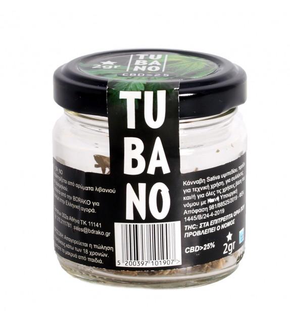 ΠΥΘΙΑ CBD - Tubano 25%