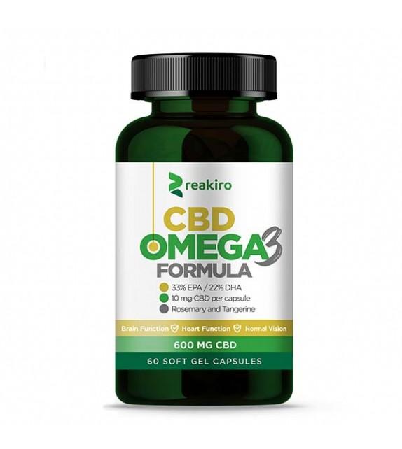 CBD Capsules Omega 3