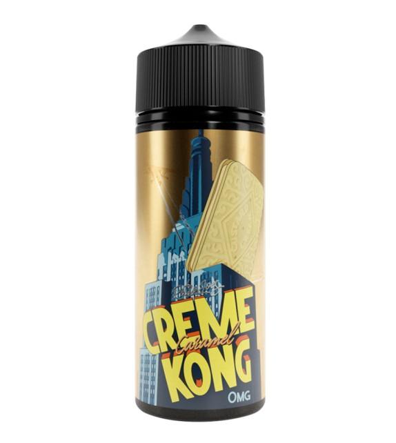 Creme Kong - Caramel Creme By Retro Joe's